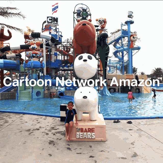 Cartoon Network Amazon